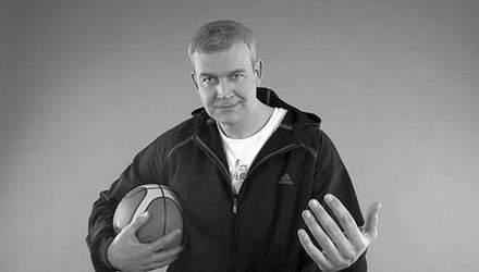 Ушел из жизни легендарный игрок сборной Украины по баскетболу Александр Окунский