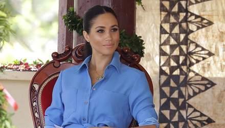 Королевские правила довели беременную Меган Маркл до депрессии, – СМИ