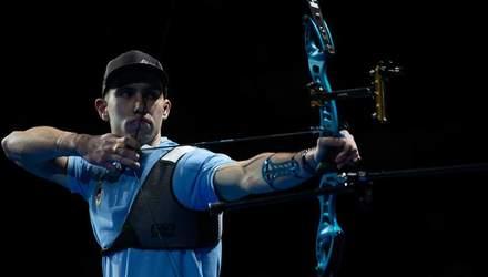 Український лучник завоював срібло на Кубку світу, перемігши титулованих спортсменів