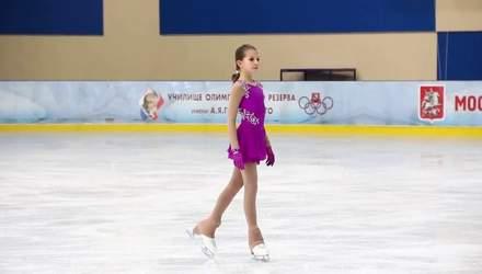 13-летняя российская фигуристка рассказала, как правильно употреблять допинг: видео