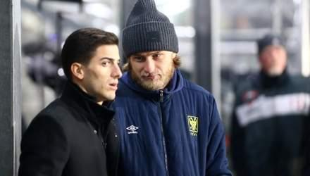 Безус вирішив покинути свій клуб: названо нову команду українця
