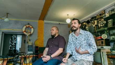 Брати з Кривого Рогу перетворили закинуту будівлю на культурно-громадський центр
