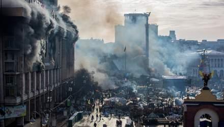 Роковини перших смертей на Майдані: як в Україні вшанували пам'ять героїв Небесної Сотні