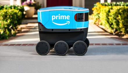 Amazon тестує нову унікальну систему доставки