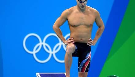 У пятикратного олимпийского чемпиона по плаванию обнаружили рак