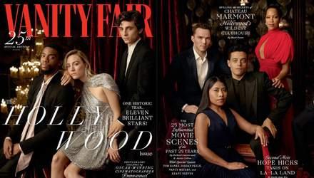 Актеры-номинанты премии Оскар снялись в волшебном фотосете для Vanity Fair