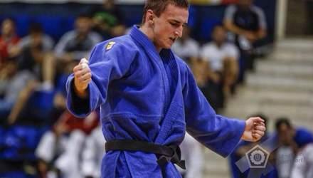 Українець Артем Хомула виборов бронзову медаль на Гран-прі з дзюдо