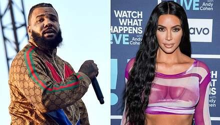 Известный рэпер заявил, что у него были интимные отношения с Ким Кардашян: 18+