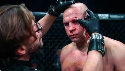 Американский боец Бейдер за 35 секунд нокаутировал россиянина Емельяненко: видео