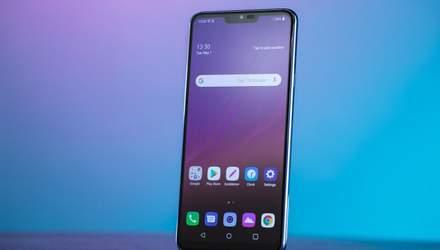 Дизайн смартфона LG G8 ThinQ розсекретили до офіційного анонсу