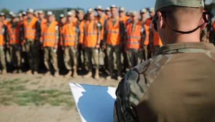 Робота на межі людських сил: як здають нормативи НАТО кандидати до ССО України