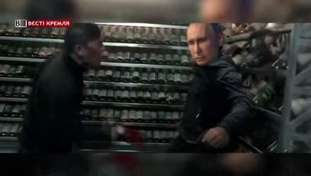 Саркастические новости от Щура: Проклятие от Мунтяна. Кто видел замочную скважину Путина