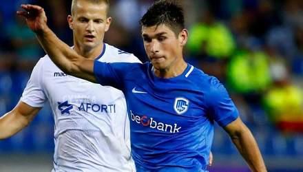 Украинец Малиновский вошел в тройку лучших игроков чемпионата Бельгии