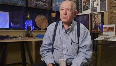 """Батько """"Хижака"""" Євген Мамут – один з небагатьох українців, що отримав Оскар"""