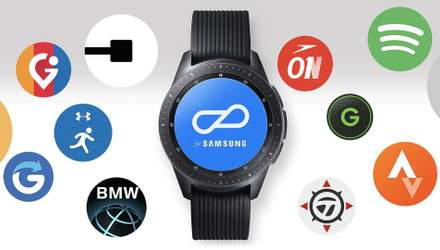 Как будут выглядеть смарт-часы Samsung Galaxy Sport: фото