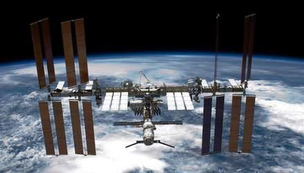 Новий інцидент на МКС: станція втратила 11 літрів води