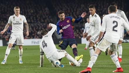 """""""Барселона"""" и """"Реал"""" разошлись миром в матче Кубка Испании: видео голов"""
