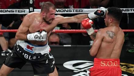 Российский боксер не хочет боксировать с Гвоздиком, который начал подготовку к следующему бою