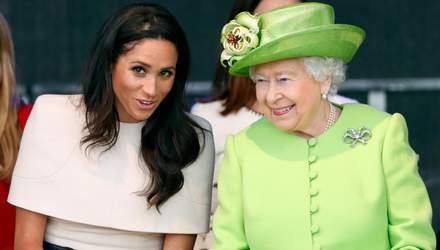 Меган Маркл и принц Гарри получат драгоценные подарки от Елизаветы ІІ на новоселье