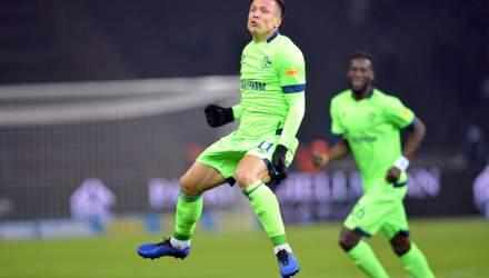 Коноплянка может сыграть против Зинченко в Лиге чемпионов