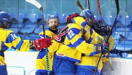 Збірна України з хокею здобула історичну перемогу на міжнародному турнірі: відео