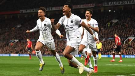"""Мбаппе та компанія завдали першої поразки """"Манчестер Юнайтед"""" Сульшера: відео"""