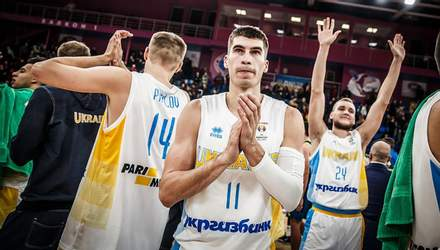 Опубликовано невероятное промо последней домашней игры сборной Украины по баскетболу