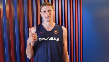 """Баскетболісти """"Барселони"""" закликали підтримати збірну України перед важливим матчем: відео"""