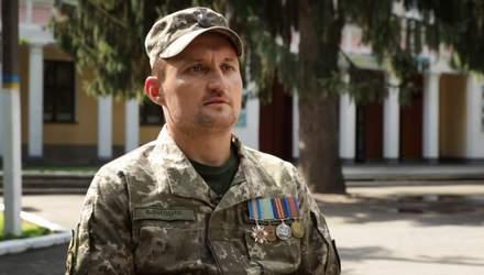Там було пекло, в повітря злітали танки, – військовий розповів, як починалася війна на Донбасі