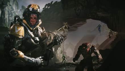 Обзор демоверсии игры Anthem: почему игра станет культовой