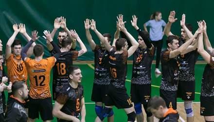 Определились финалисты Кубка Украины по волейболу