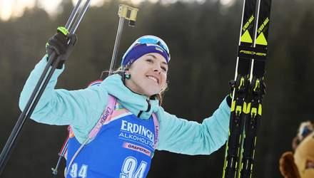 Биатлон: Украина выставила неожиданный состав на женскую спринтерскую гонку на Кубке мира