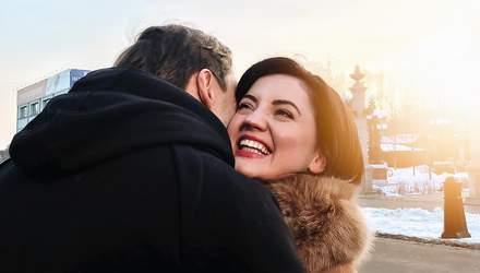 """У Оли Цибульской пытались """"украсть"""" мужа перед Днем святого Валентина"""