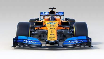 McLaren представили новий болід та пілотів: фото