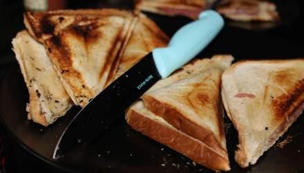 Хлібні тости шкодять здоров'ю більше, ніж загазованість міста