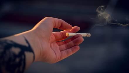 До яких проблем з зором може призвести куріння