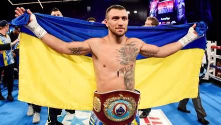 Офіційно: Ломаченко дізнався суперника на бій у квітні