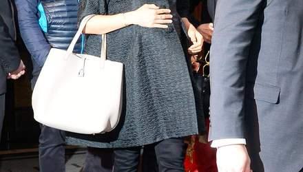 Беременная Меган Маркл провела вечеринку с друзьями в Нью-Йорке: фото