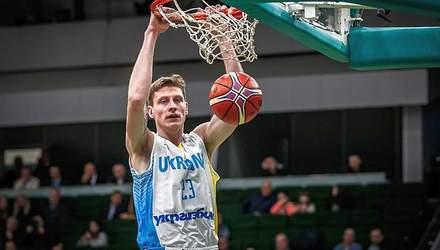 """Баскетболіст """"Барселони"""" допоможе збірній України у матчах проти Чорногорії та Словенії"""