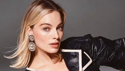 Актриса Марго Робби примерила элегантные образы от Chanel: эффектные фото