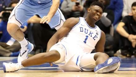 Nike втратила 1,1 млрд доларів через кросівок, що порвався на зірковому баскетболісті