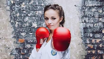 Карате, як фехтування – треба чітко відчути дистанцію, момент та завдати удар, – Катерина Крива