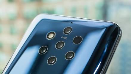 Як знімає перший в світі смартфон із 5 основними камерами Nokia 9 PureView: неймовірні фото