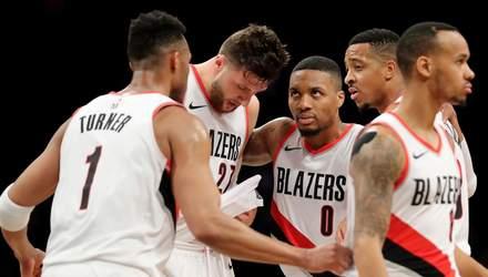 Баскетболісти команди НБА застрягли в ліфті перед грою: відео