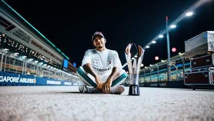 Хемілтон розповів, у яких перегонах хоче спробувати себе, окрім Формули-1