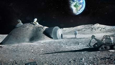 NASA хоче залучити Україну до дослідження Місяця