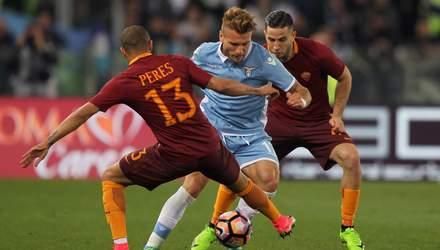 Лаціо – Рома: прогноз букмекерів на матч чемпіонату Італії