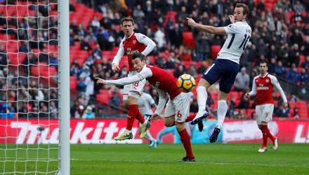 Тоттенхем – Арсенал: де дивитися онлайн матч чемпіонату Англії