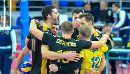 Стало известно, какие города Украины примут Золотую Евролигу-2019 по волейболу