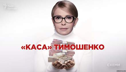 """Звідки в мене такі гроші, – """"фейкові донори"""" про свої мільйонні внески для """"Батьківщини"""""""